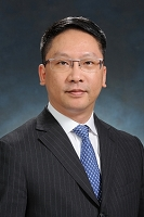 Mr Rimsky Yuen, SC, JP